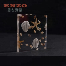 Artificial Cute Design Materials Decorative Laminate Panels Acrylic Resin Sheets