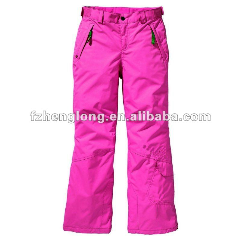 kids outdoor winter pant