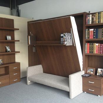 Modern Bedroom Set,Melamine Double Bed,Wooden Bed Shenzhen - Buy ...