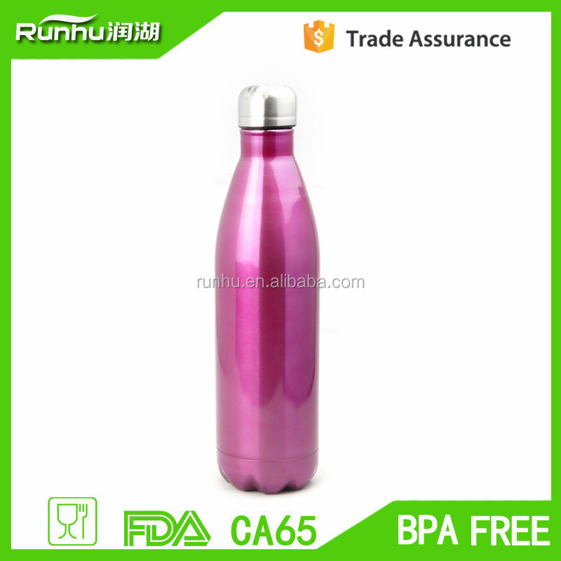China Stainless Steel Water Thermos Vacuum Flask vacuum sport bottle RH503