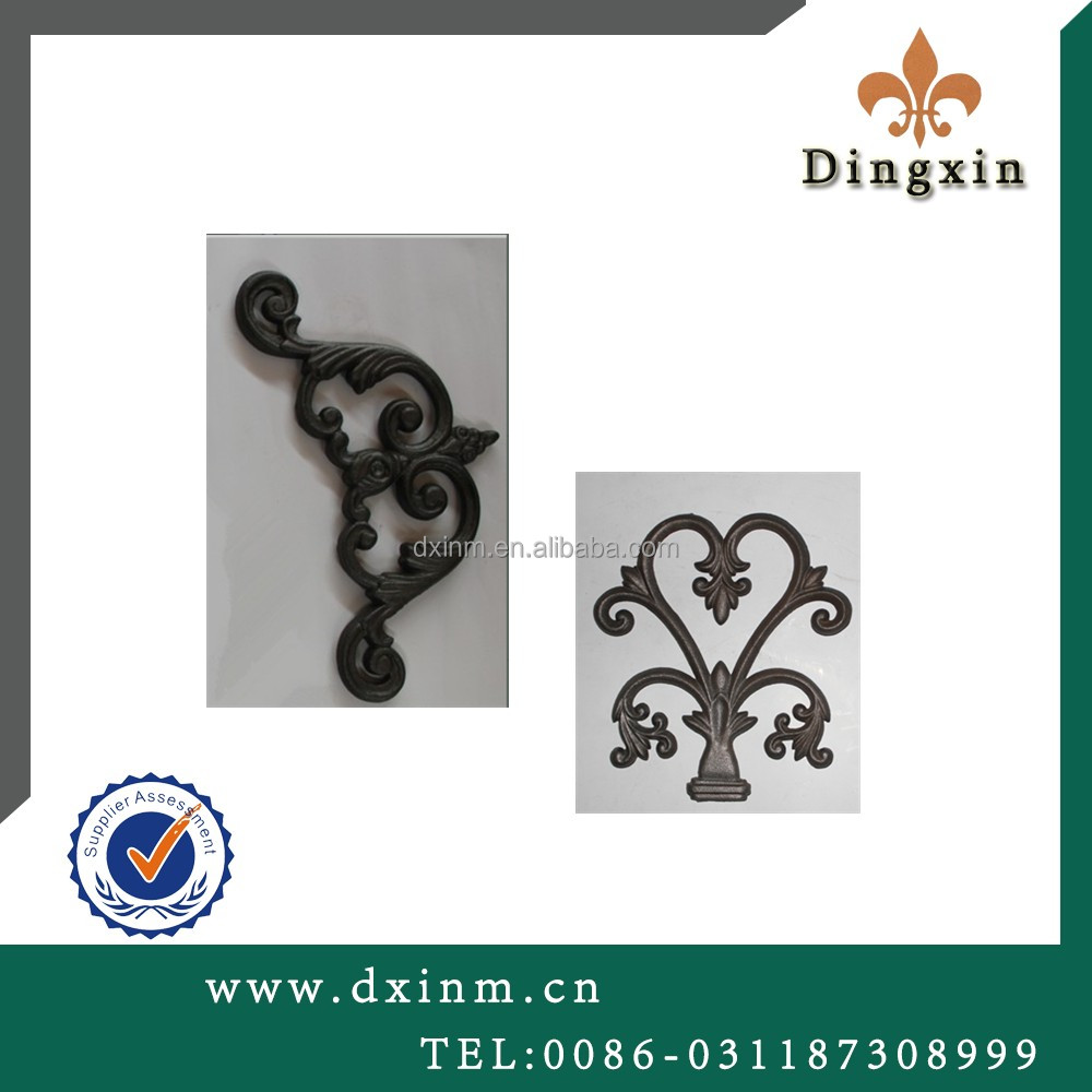 The beautiful wrought iron used for lowes wrought iron front doors and garden arch iron gate