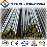 China material SKD11 round bar 2379 steel rod be professional galvanized