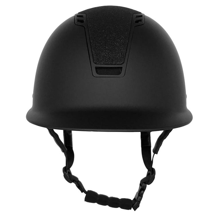 Black-Starry-Equestrian-Riding-Horse-Helmet