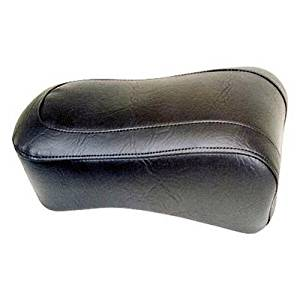 Mustang Plain Rear Seat for Harley Davidson 1984-99 Softail models with 150mm t