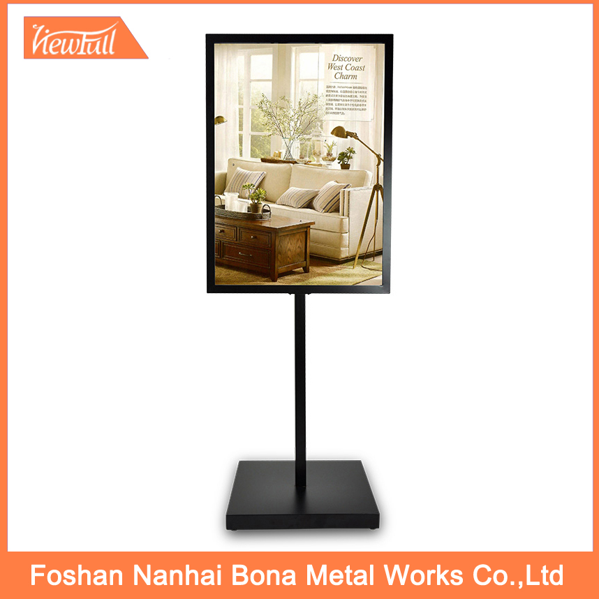 Grand gate standing stainless steel display rack holds haeremai for hotel in feast