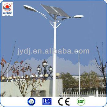 sale led solar street light outdoor lighting in highway parking