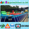 amazing huge water park equipment price, aqua water park for sale