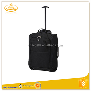 New Design Latest Model Wholesale Men Luggage Leaves King Trolley ...