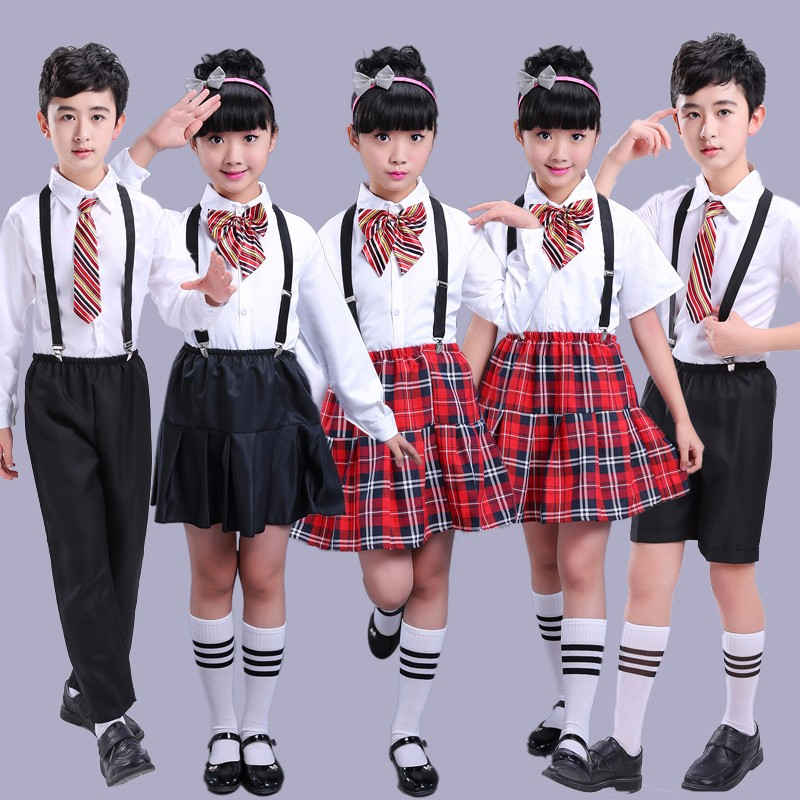 School Uniforms Design With Pictures Blue Stripes ...