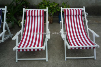 Sedia A Sdraio In Legno : Pieghevole sedie a sdraio in legno spiaggia sedie sedie a sdraio