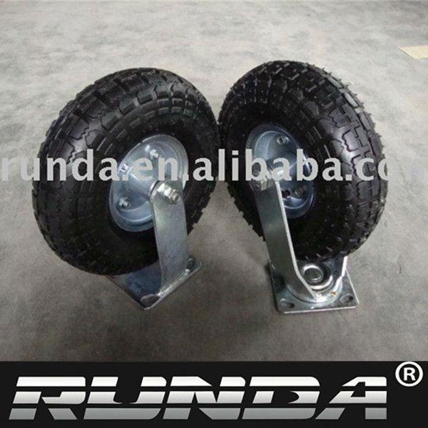 Utilisez de petites roues en caoutchouc de chariot main produits en plastique id - Roue caoutchouc chariot ...