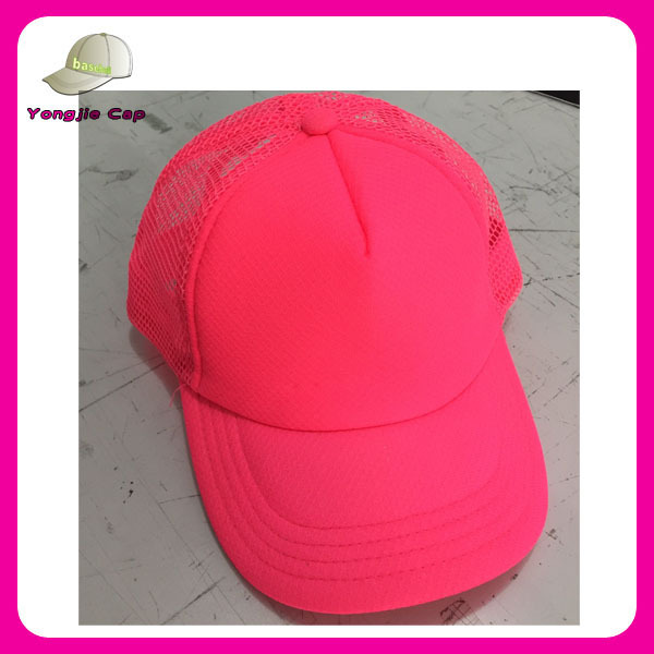 authentic baseball caps for sale philippines plain in south africa australia blank promotional shiny color neon green trucker cap whole mesh