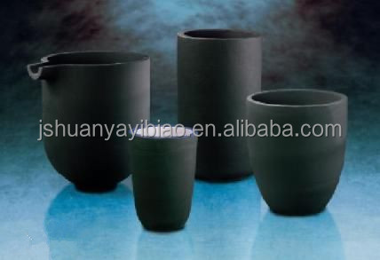 High Carbon Graphite Crucibles