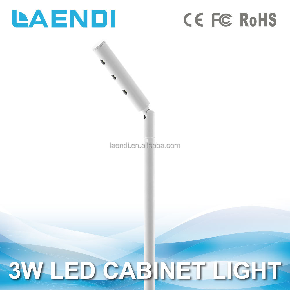 Bulk Wonderful 3w High Brightness Cabinet Lighting Shelf Jewelry Showcase Lamp Cabinet Led Lights