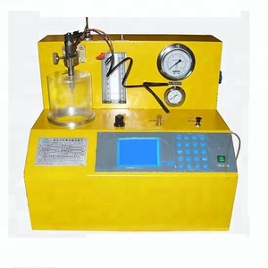 fuel pump common rail injector test bench