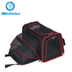 Foldable Backpack Space Capsule Shaped Pet Carrier Dog