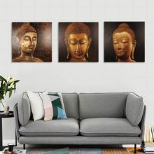 Promotioneel Acryl Boeddha Schilderij, Koop Acryl Boeddha Schilderij ...