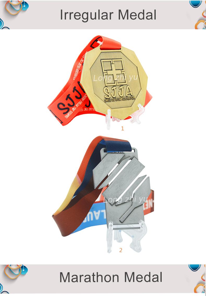 Medalha de ouro taekwondo feita sob encomenda