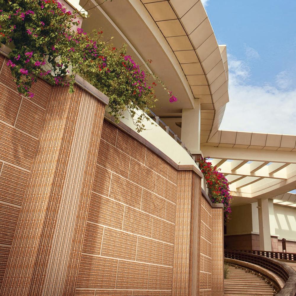 Luxury Stone Exterior luxury brick tiles exterior wall stone tile danxia rock cladding