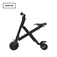 Mini folding electric bike smart lithium battery Scooter high quality bike