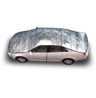 Sample offered heat insulated car cover