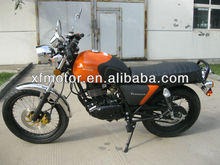 200cc cafe style classic motorcycle