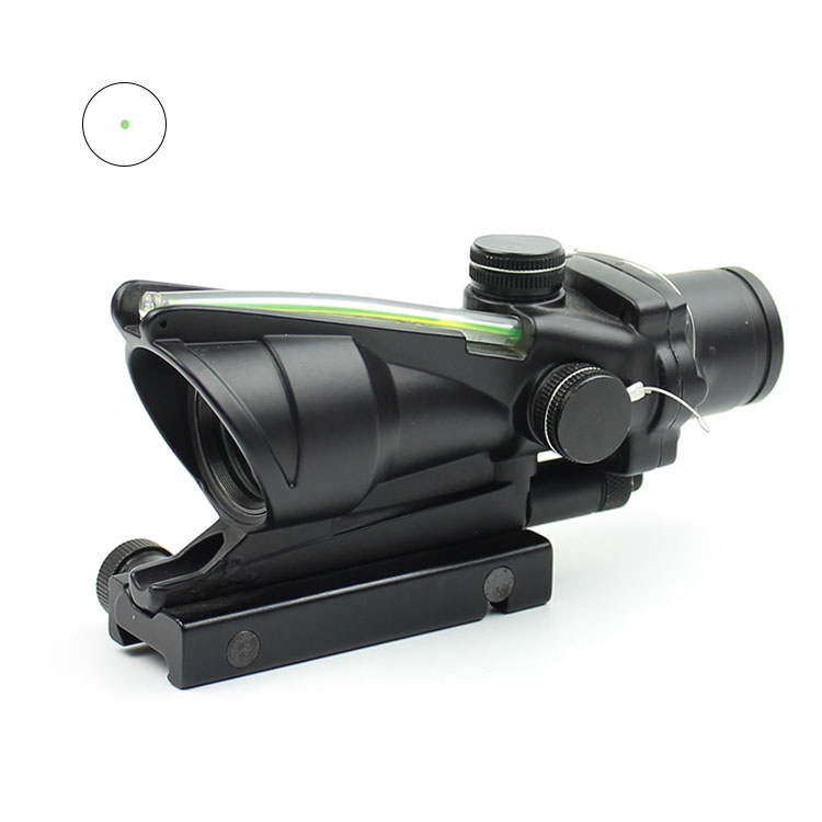 Hunting 1x32 with rotating shutter Red Dot Sight Scope With Green/Red Dot