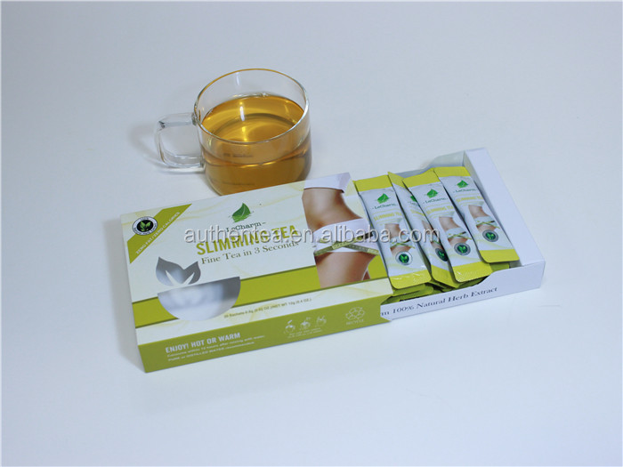 100 Natural Slimming Green Tea Plant Oem Odm Available Fit Tea