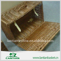 Alibaba china supply willow hamper baskets