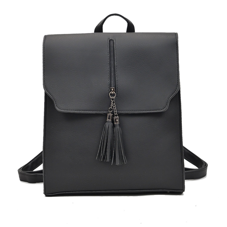 Susie Zechariah Hot Salesel Women Backpack Multifunction Pu Leather Bag For Teenage Girls Women Fashion Design Backpacks