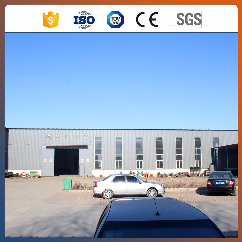 High rise prefab workshop suit with Sandwich panel prefabricated construction steel shed Africa