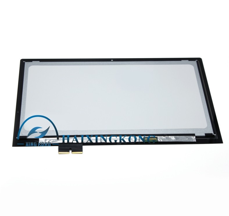 (1920*1080) Touch Screen+LCD Display Assembly for Lenovo Edge2-15 2 15 LP156WF6.SPK1