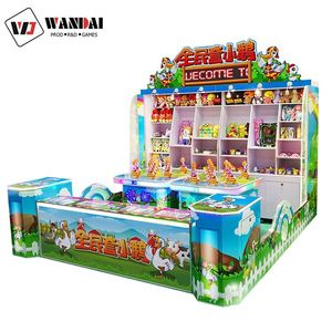 Plastic Wooden Outdoor Games Made In China