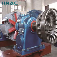 Hydro Francis turbine with vertical axial generator 2mw/2000kw for waterpower station/hydroelectric power plant