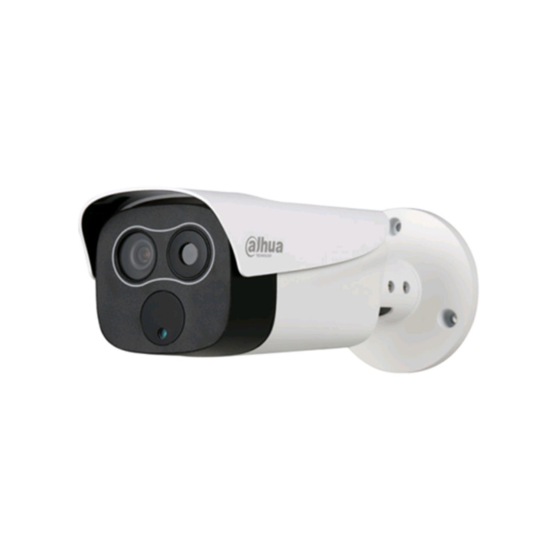 dahua TPC-BF2120 2 MP Thermal Mini Hybrid Bullet ip Camera Support ROI, Fire detection & alarm underwater camera low cost
