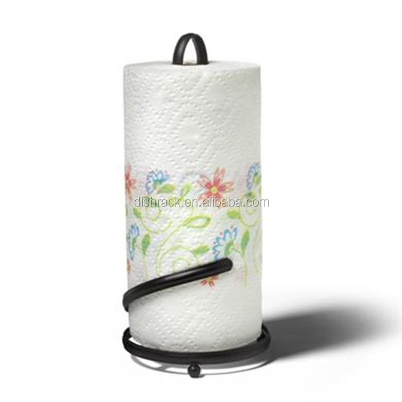 Over Cabinet Door Paper Towel Holder Toilet Paper Holder - Buy ...