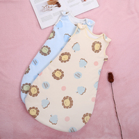 China factory wholesale price jersey cotton knitted baby sleeping bag