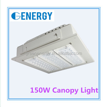Ul 35w 150w Led Surface Mount Canopy Led Gas Station Light With ...