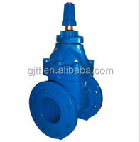 Ductile Iron Gate Valve with DIN standard