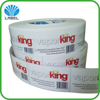 OEM high quality eco friendly private labels with cheap price