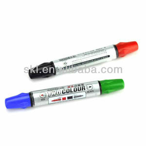 Double Side Bold Color Dry Erase Marker