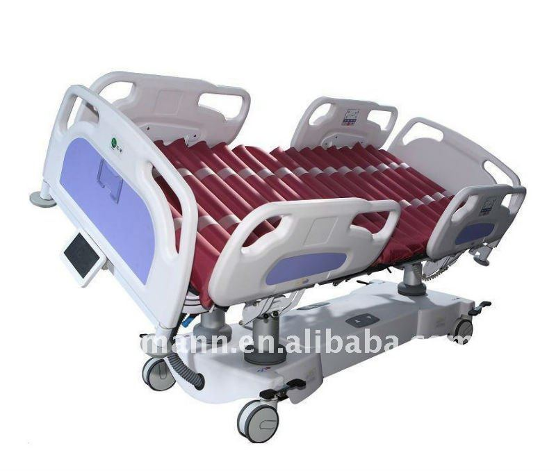 BIC11 Luxurious Hospital Bed with Lateral Tilt function