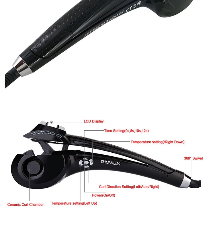 Factory Price professional hair curler