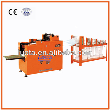 Multilayer Billinvoice Punching And Folding Machine Highspeed - Invoice folding machine