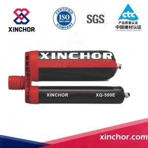 Xinchor XQ-360E RE500 Chemical Injection Anchor Cartridge Epoxy Resin