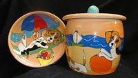 Beagle Dog Bowl, 10