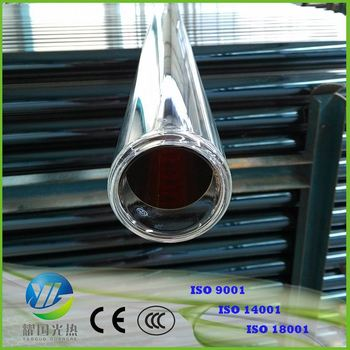 High Heat Absorbing Homemade Solar Vacuum Tube For Solar Thermal Collector