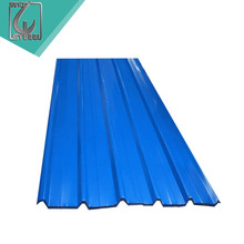 RAL Color Coated Steel Roofing 0.3mm Thick Steel Sheet