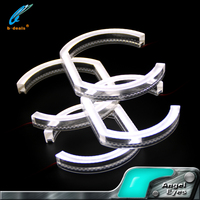 12V SMD 3528 e90 angel eye led china auto parts imported