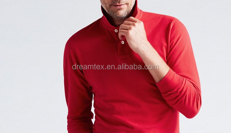 Cotton best sales mens classic custom polo